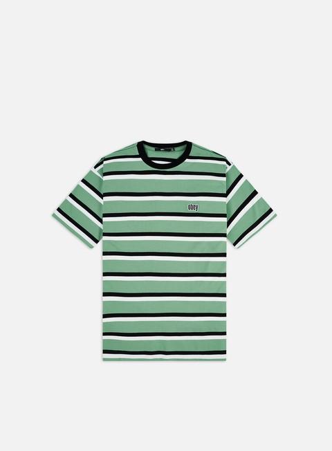 Short Sleeve T-shirts Obey Jeff Classic T-shirt