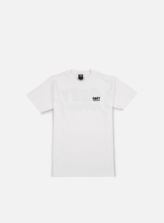 Obey - Jumbled Up Propaganda T-shirt, White