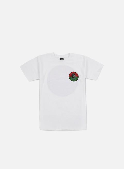 t shirt obey kali t shirt white