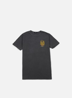 Obey - Kiss Me Deadly Tiger T-shirt, Dusty Black 1