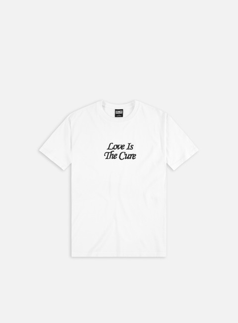 T-shirt a manica corta Obey Love Is The Cure 2 Heavyweight T-Shirt
