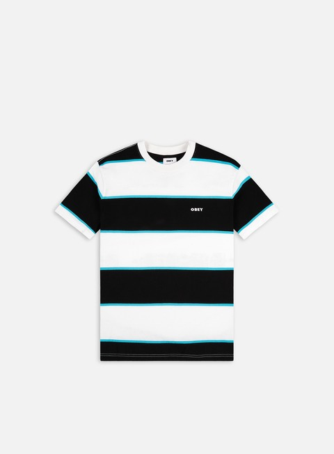 Short Sleeve T-shirts Obey Marlon T-shirt