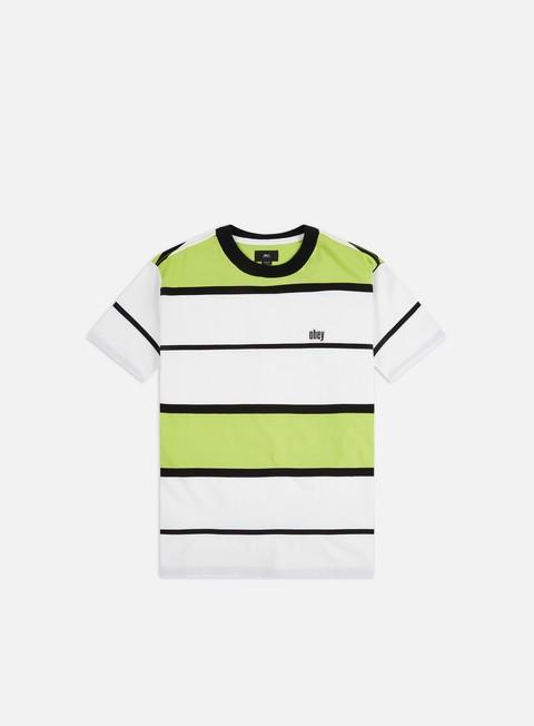 Outlet e Saldi T-shirt a Manica Corta Obey Mercy T-shirt