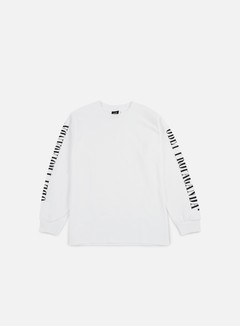 Obey - New Times Propaganda LS T-shirt, White 1