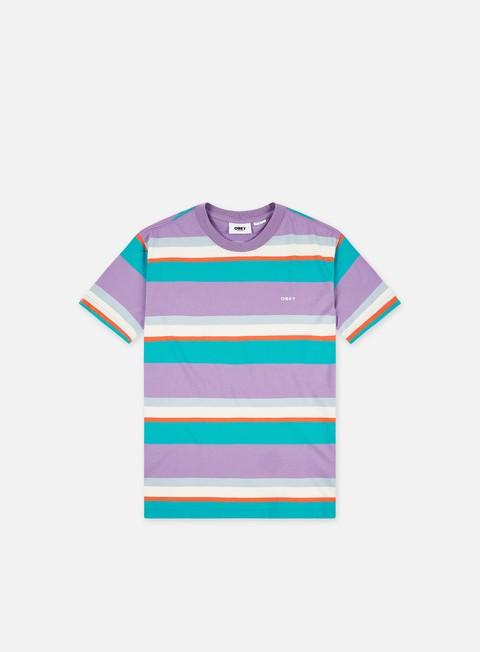 Short sleeve T-shirts Obey Nils T-shirt