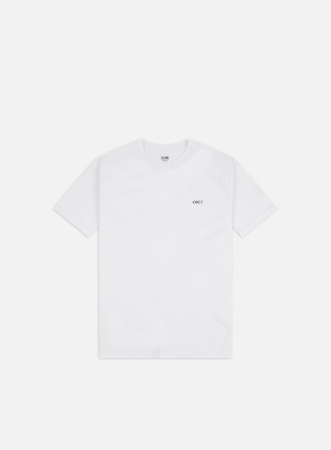 Short Sleeve T-shirts Obey No Future Classic T-shirt
