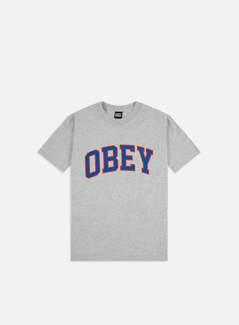 T-shirt a Manica Corta Obey Obey Academic Heavyweight Classic Box T-shirt