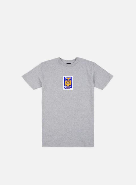 Outlet e Saldi T-shirt a Manica Corta Obey Obey Arrow T-shirt