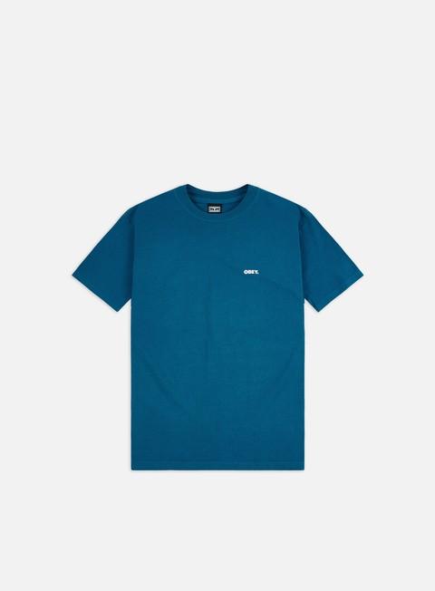 Outlet e Saldi T-shirt a Manica Corta Obey Obey Bold Heavyweight T-shirt