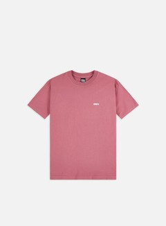 Obey - Obey Bold Heavyweight T-shirt, Mesa Rose