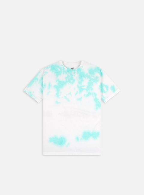 Short Sleeve T-shirts Obey Obey Bold Organic Soft Cloudy Tie Dye T-shirt