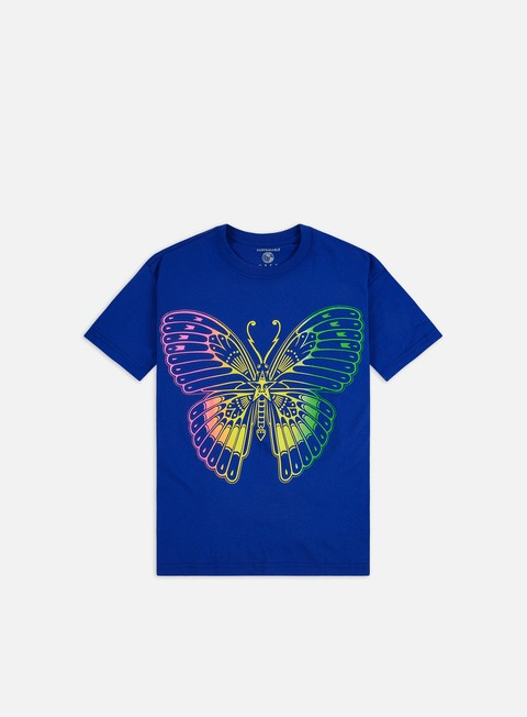 Short Sleeve T-shirts Obey Obey Butterfly Sustainable T-shirt