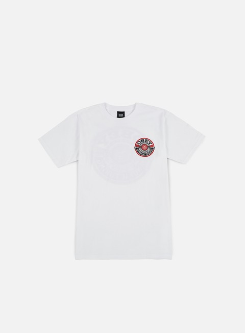t shirt obey obey dissent mfg wreath t shirt white