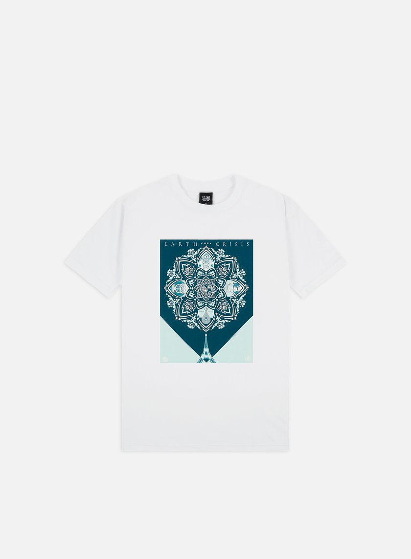 Obey Obey Earth Crisis Basic T-shirt