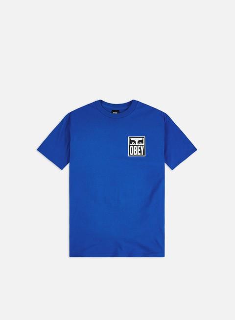 Short Sleeve T-shirts Obey Obey Eyes Icon 2 Basic T-shirt