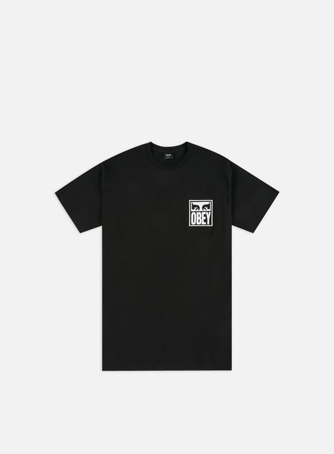 Obey Obey Eyes Icon Basic T-shirt