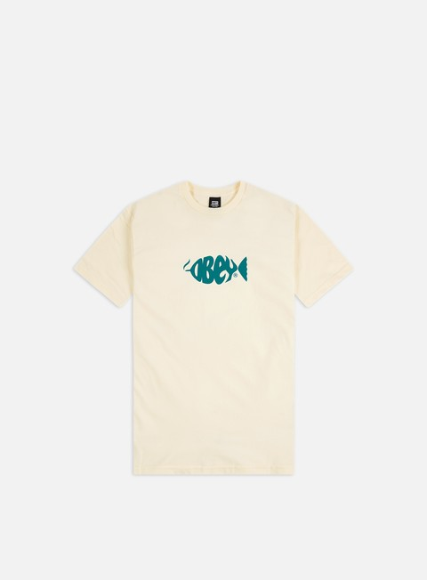 Obey Obey Fish Basic T-shirt