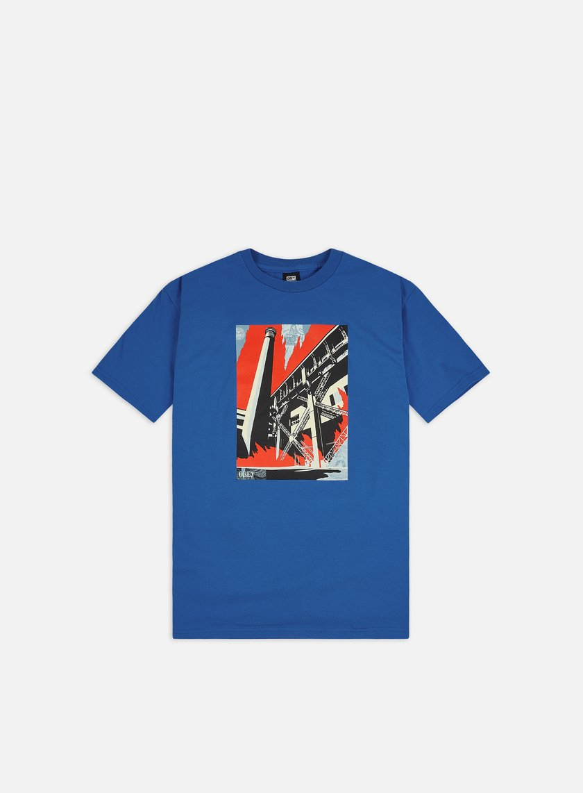 Obey Obey Fossil Factory Basic T-shirt