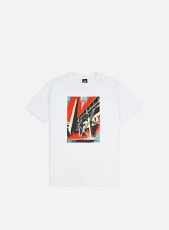 Obey - Obey Fossil Factory Basic T-shirt, White