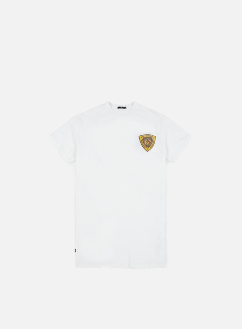 Outlet e Saldi T-shirt a Manica Corta Obey Obey Globe Worlwide T-shirt