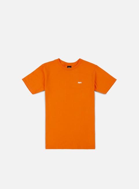 Outlet e Saldi T-shirt a Manica Corta Obey Obey Jumble Lo-Fi T-shirt