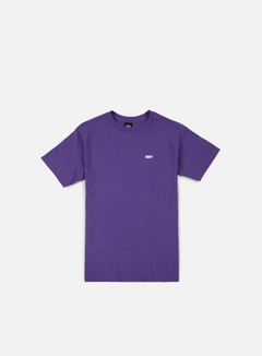 Obey - Obey Jumble Lo-Fi T-shirt, Purple