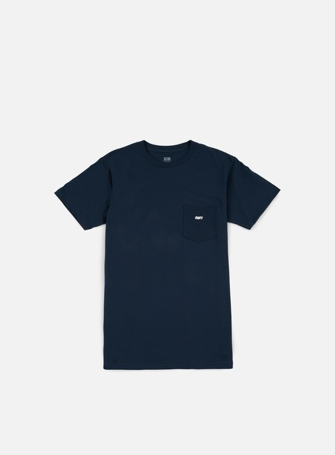 t shirt obey obey jumbled pocket t shirt navy