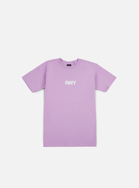t shirt obey obey jumbled t shirt lavender blue