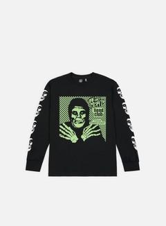 Obey Obey Misfits Fiend Club Halloween LS T-shirt