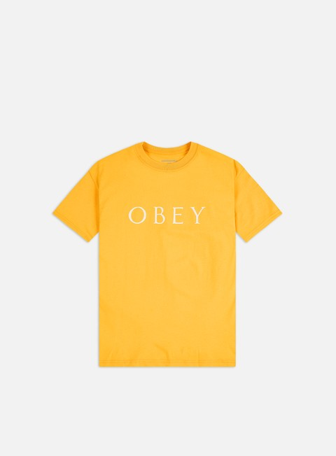 T-shirt a Manica Corta Obey Obey Novel 2 Sustainable T-shirt