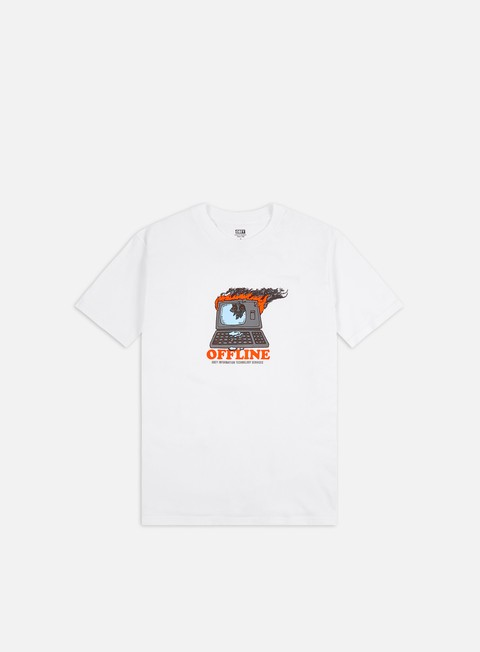 Outlet e Saldi T-shirt a Manica Corta Obey Obey Offline Classic T-shirt