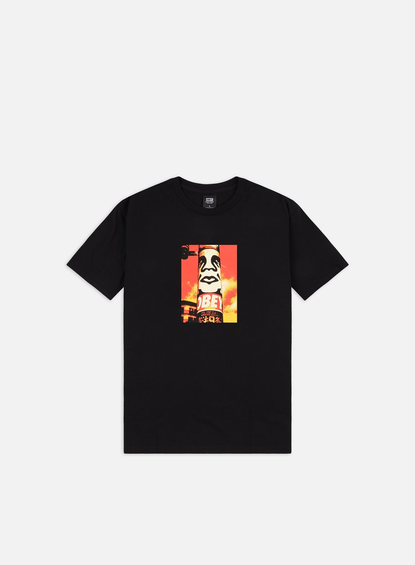 Obey Obey Pole 30 Years Basic T-shirt