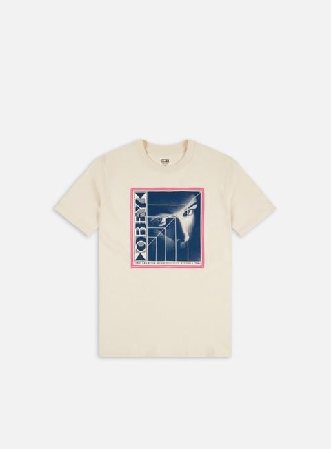 Obey Obey Post Punk Geometry Classic T-shirt