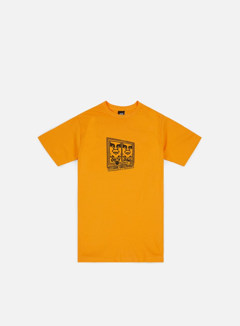 Obey Obey Prop & Obedience T-shirt