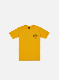 Obey - Obey Prop Intl. Basic T-shirt, Gold