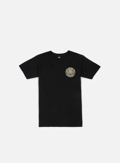 Obey - Obey Propaganda Co Badge T-shirt, Black 1