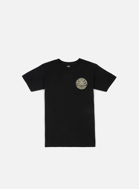 t shirt obey obey propaganda co badge t shirt black