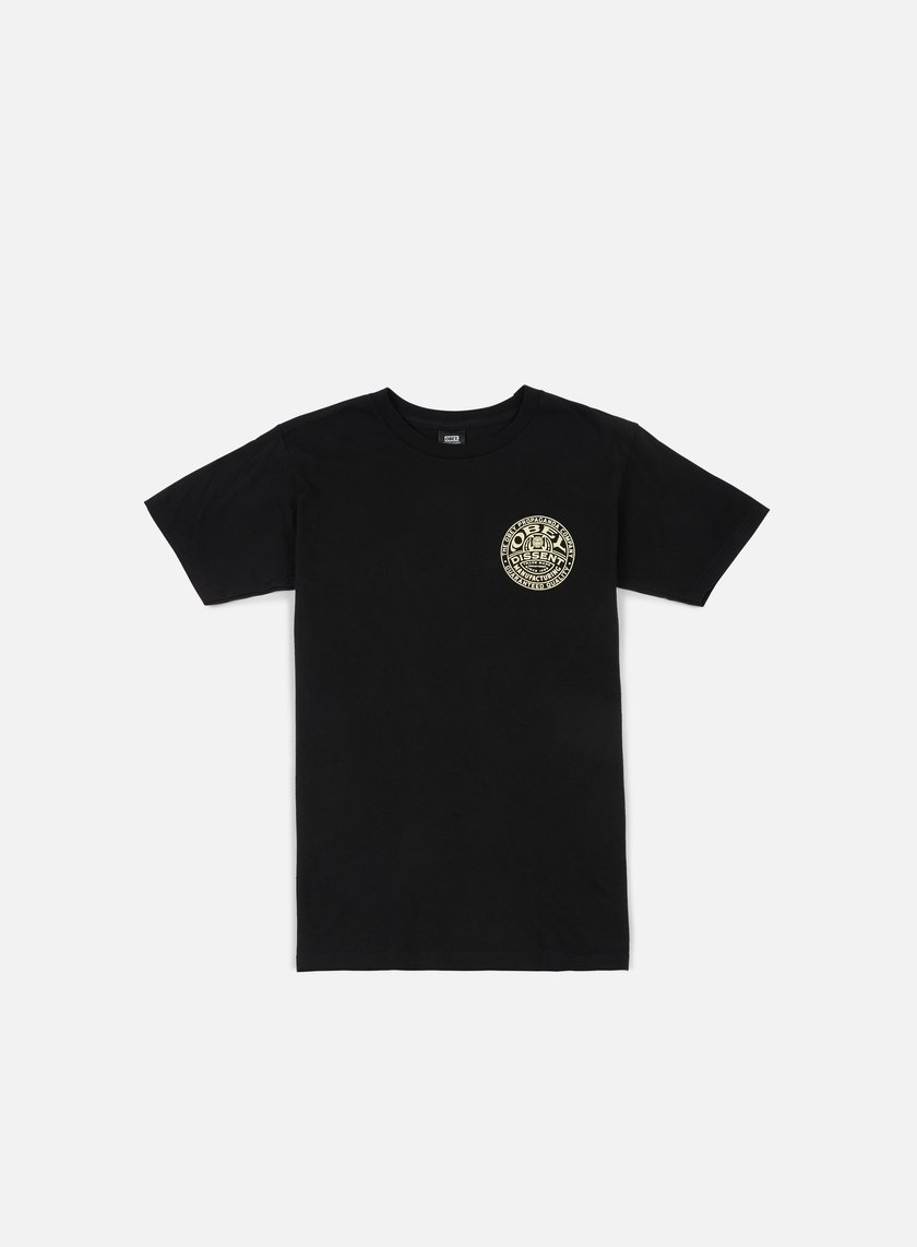 Obey - Obey Propaganda Co Badge T-shirt, Black