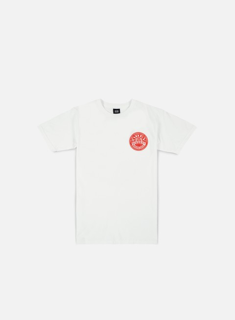 t shirt obey obey propaganda co badge t shirt white