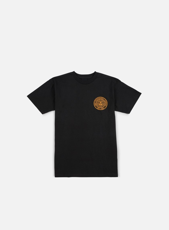 Obey - Obey Propaganda Company T-shirt, Black/Gold