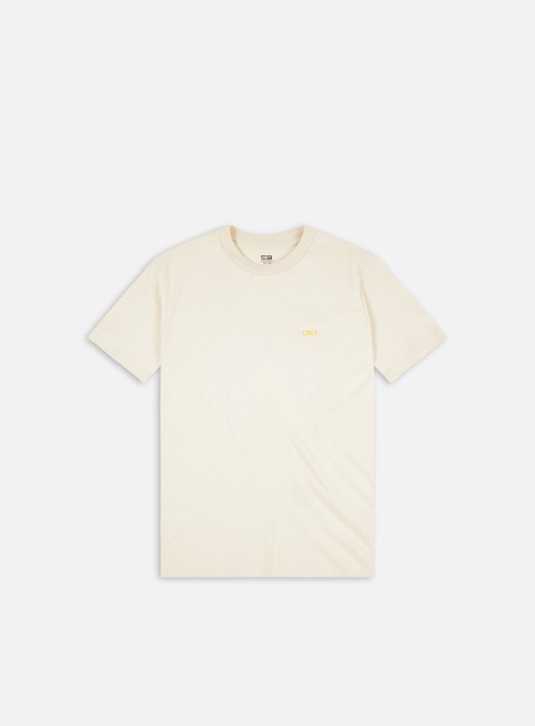 Short sleeve T-shirts Obey Obey Radiant Lotus Classic T-shirt