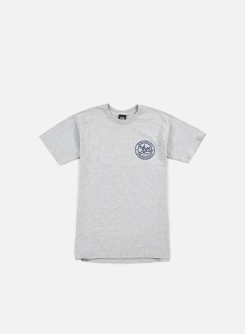 t shirt obey obey since 1989 t shirt heather grey