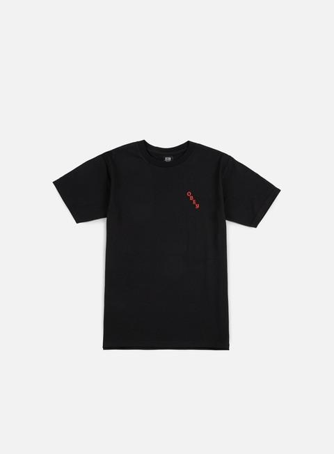 t shirt obey obey spitting venom rattler t shirt black