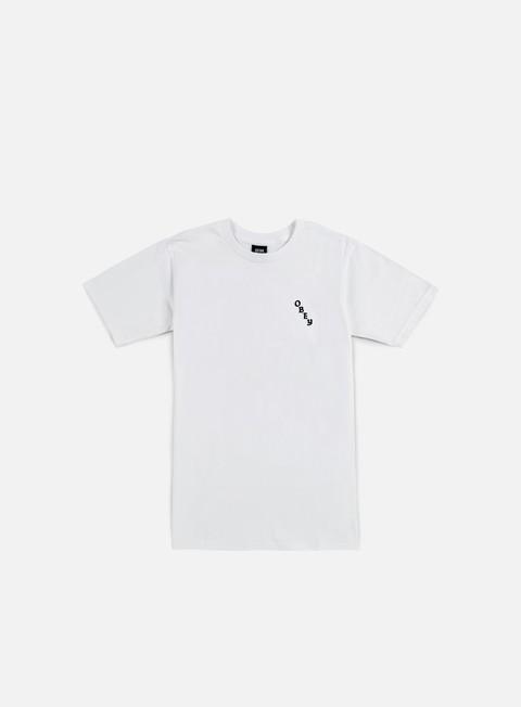 t shirt obey obey spitting venom rattler t shirt white