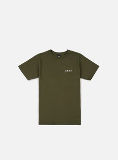 Obey - O.B.E.Y. T-shirt, Military Olive