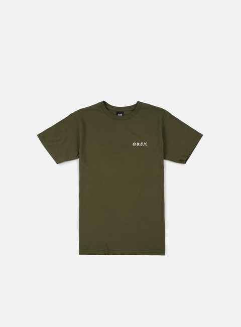 t shirt obey obey t shirt military olive