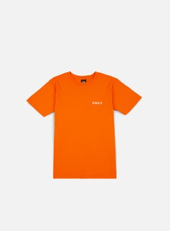 Obey - O.B.E.Y. T-shirt, Orange 1