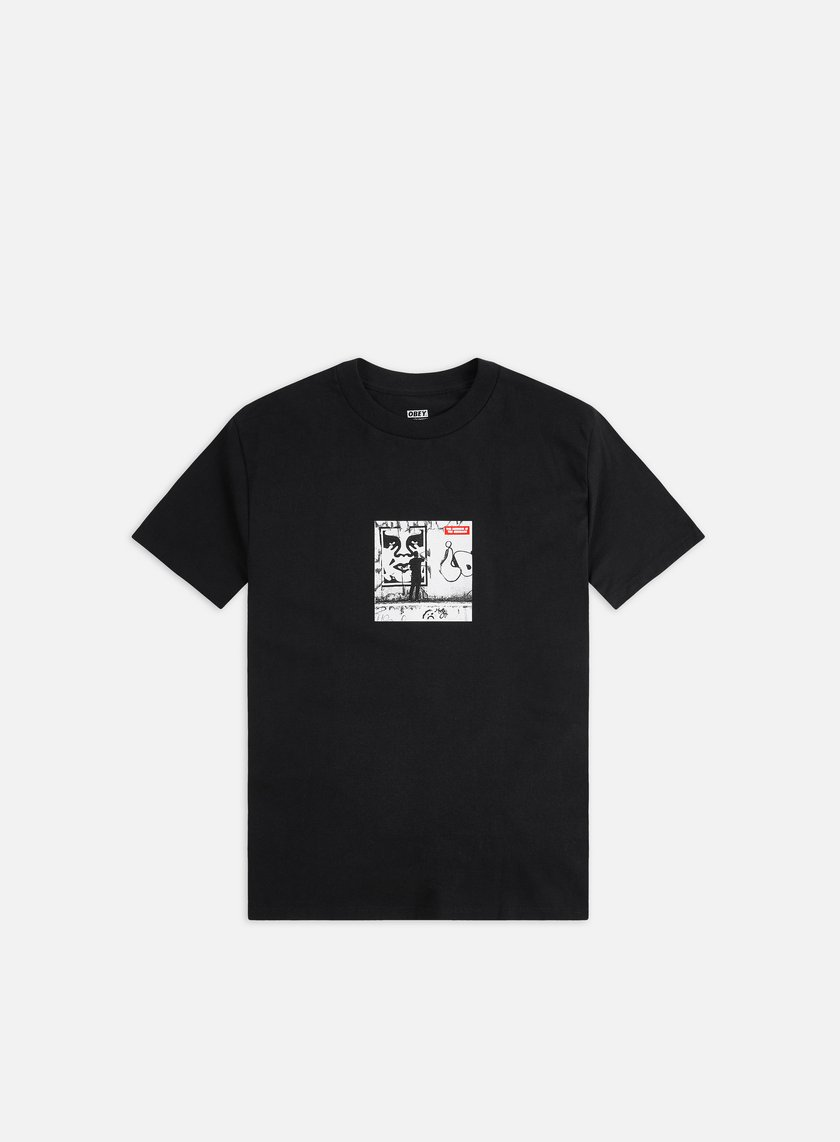Obey Obey The Medium Is The Message Classic T-shirt