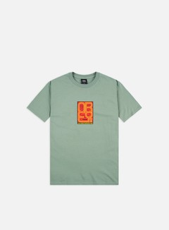 Obey Obey Type Icon Face Basic T-shirt