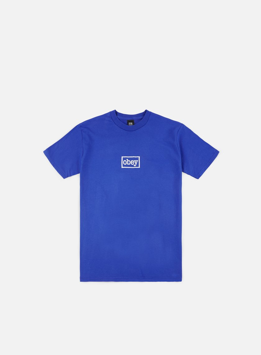Obey Obey Typewritter T-shirt